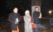 Zapalili świeczkę Jędrusiowi – 74. rocznica śmierci Władysława Jasińskiego